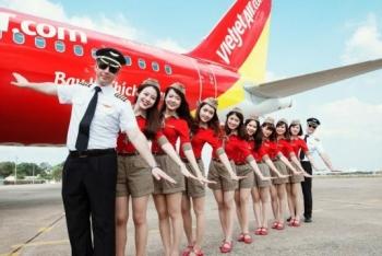 Vé máy bay giá rẻ Sài Gòn Hà Nội Vietjet từ 698000 đ