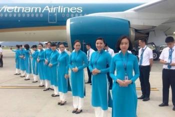Vé máy bay giá rẻ Vietnam Airlines, giá vé rẻ nhất tại vemaybayvisatic