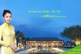 Vé máy bay Hà Nội Cần Thơ tháng 6, 7, 8/2020 giá rẻ từ 149.000 đ