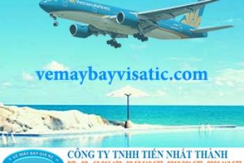 Vé máy bay giá rẻ tháng 10 Vietnam Airlines, Vietjet, Jetstar từ 485k