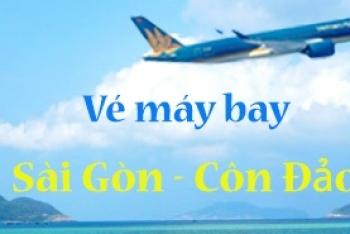 Giá vé máy bay Sài Gòn Côn Đảo (SGN-VCS) rẻ khi nào ?