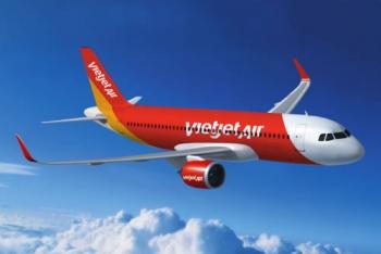 Vé máy bay Sài Gòn đi Bangkok, Thái Lan Vietjet Air