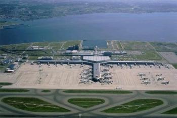Hướng dẫn thủ tục đến sân bay Chubu Centrair, Nagoya, Nhật Bản.