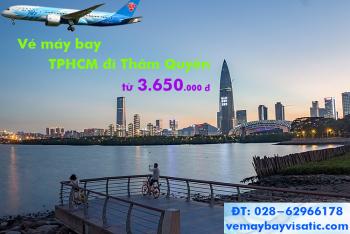 Vé máy bay China Southern TPHCM đi Thâm Quyến, Shenzhen từ 3.650k