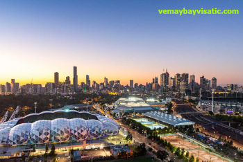 Vé máy bay Sài Gòn TPHCM đi Melbourne, Úc tháng 10, 11 từ 6.343k
