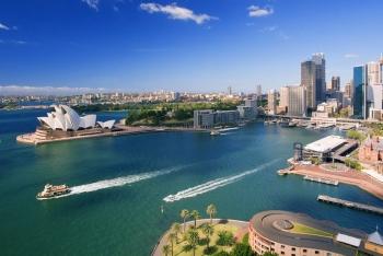 Vé máy bay Sài Gòn TPHCM đi Sydney, Úc tháng 10, 11 từ 8.030k