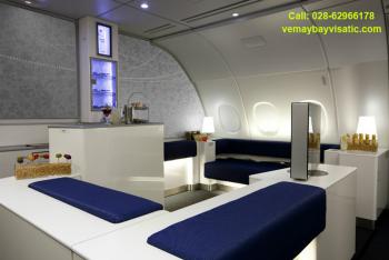 Vé máy bay hạng Nhất Korean Air