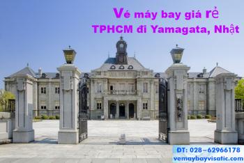 Vé máy bay TPHCM đi Yamagata, Nhật giá rẻ Japan Airlines từ 6.830k